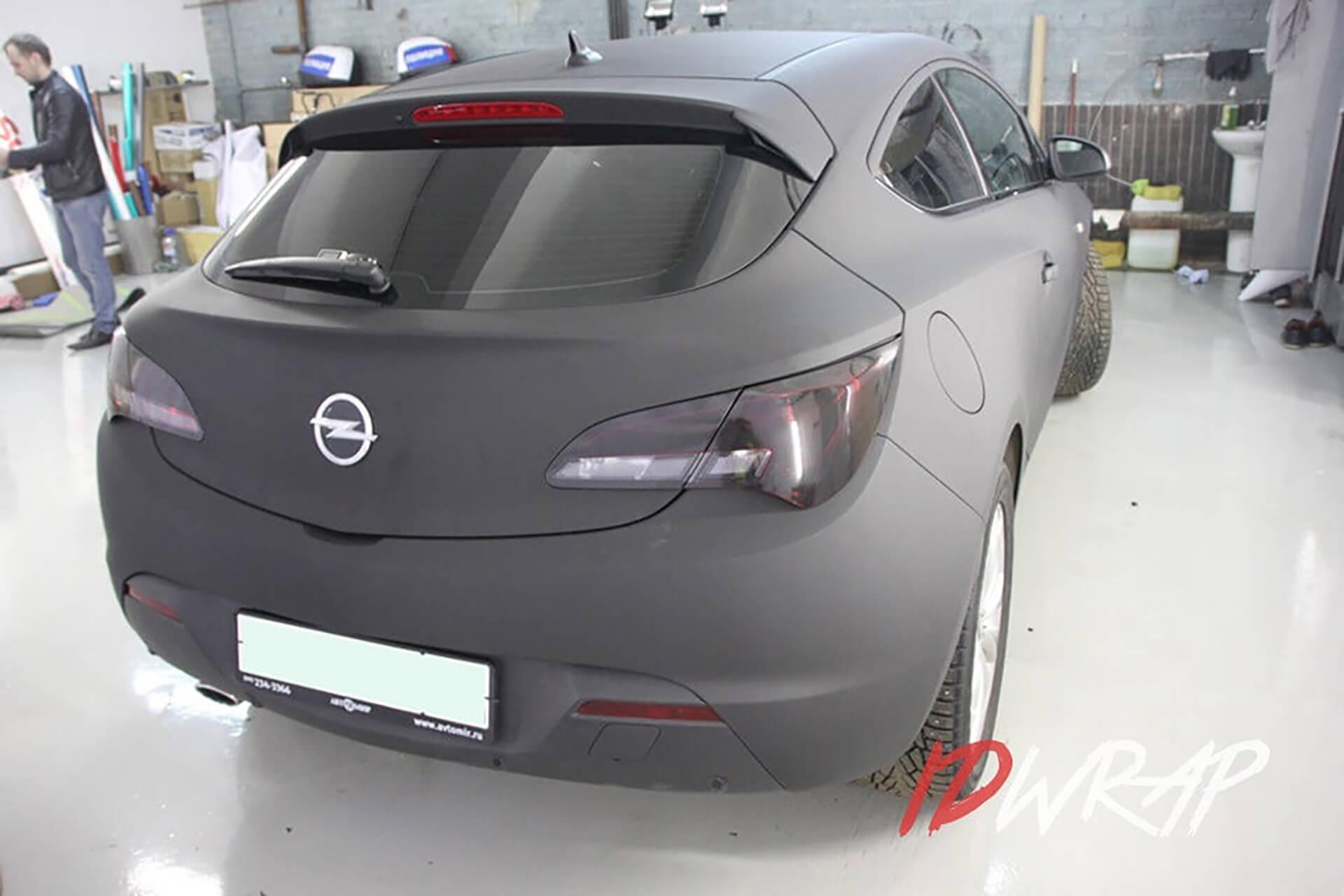 Opel тактильный мат