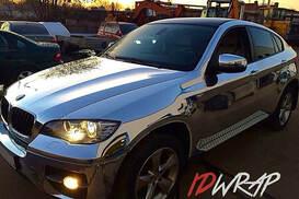 BMW хром