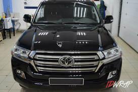 Toyota 200 антигравий