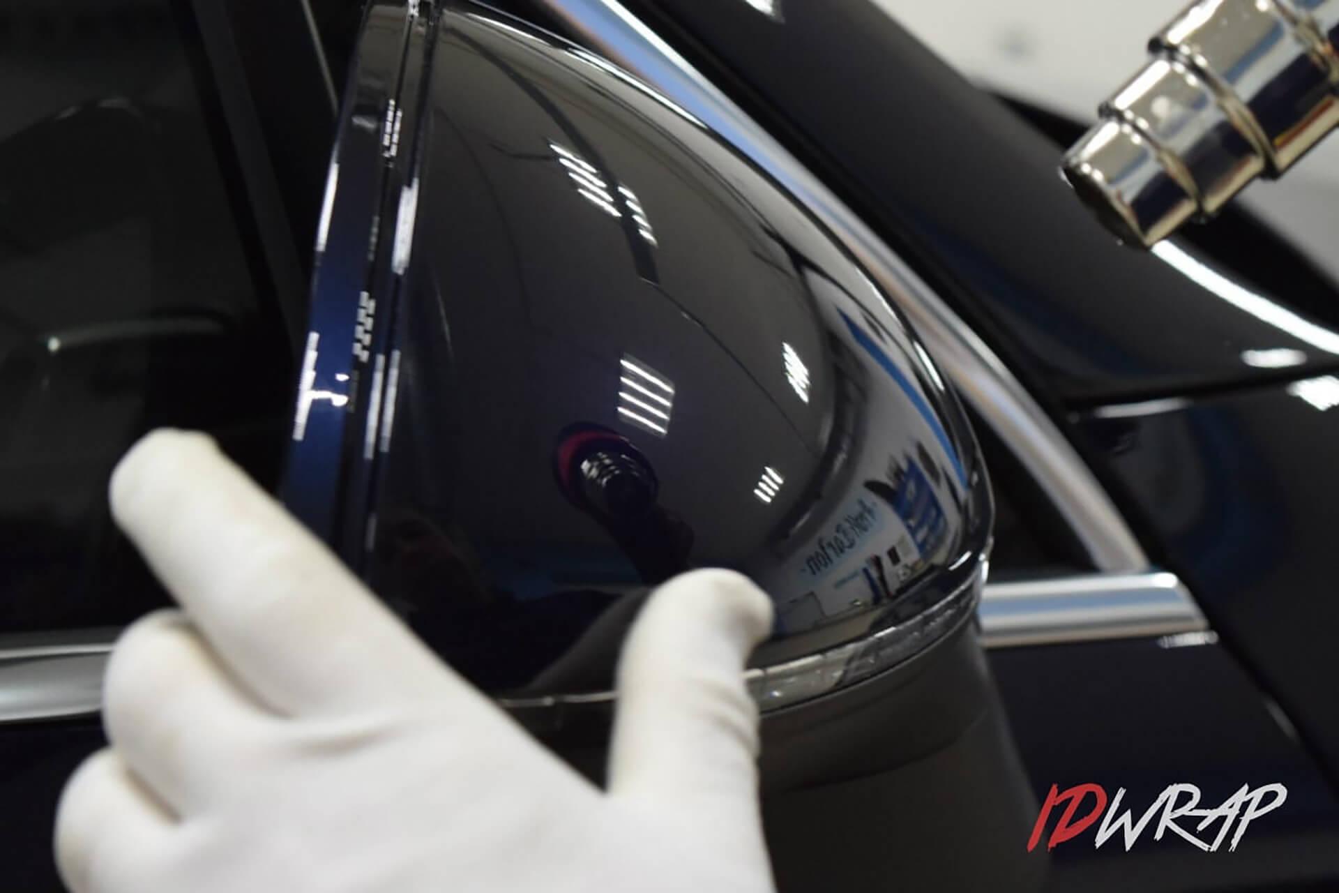 Защита кузова Porsche Cayenne