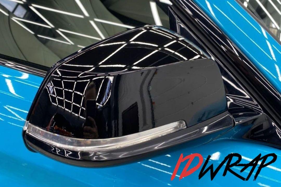 BMW 4 серии Miami Blue