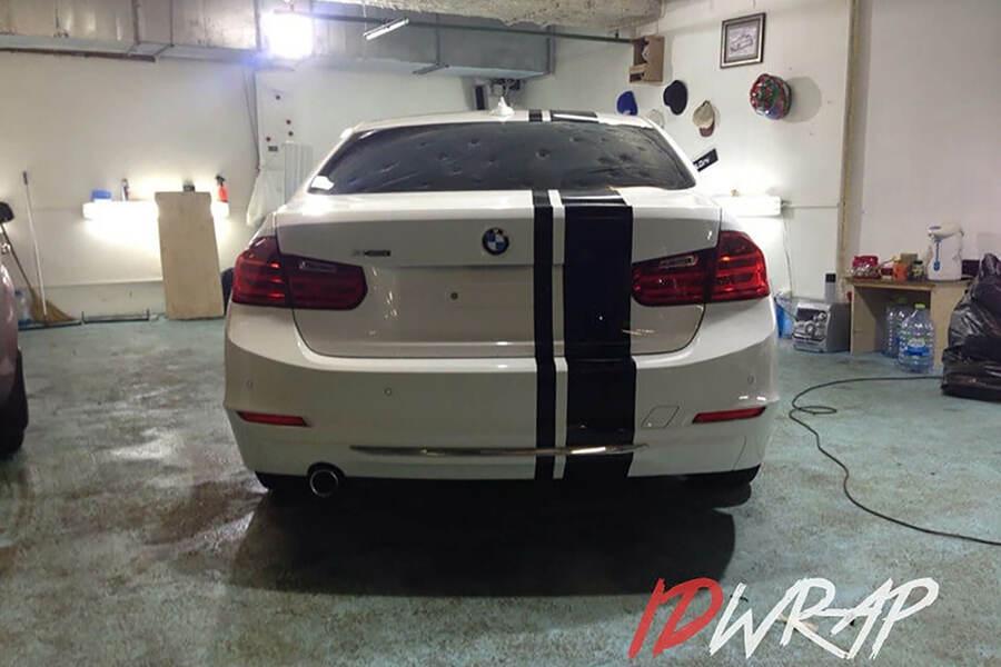 BMW M-performance глянец