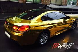 BMW gold