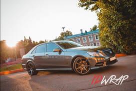 Mercedes-STELS хром