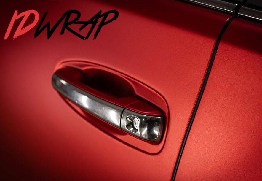Хромированный Lexus и броня фар