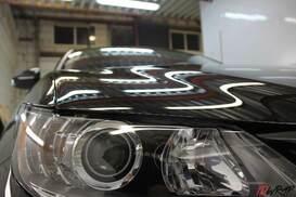Покрыть Lexus жидким стеклом