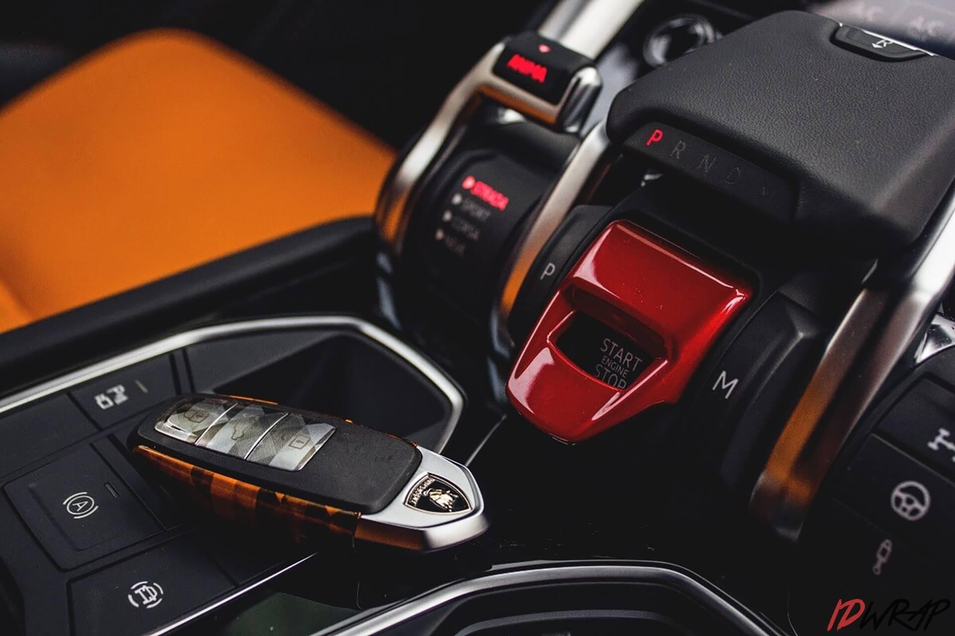Дизайн Lamborghini Urus
