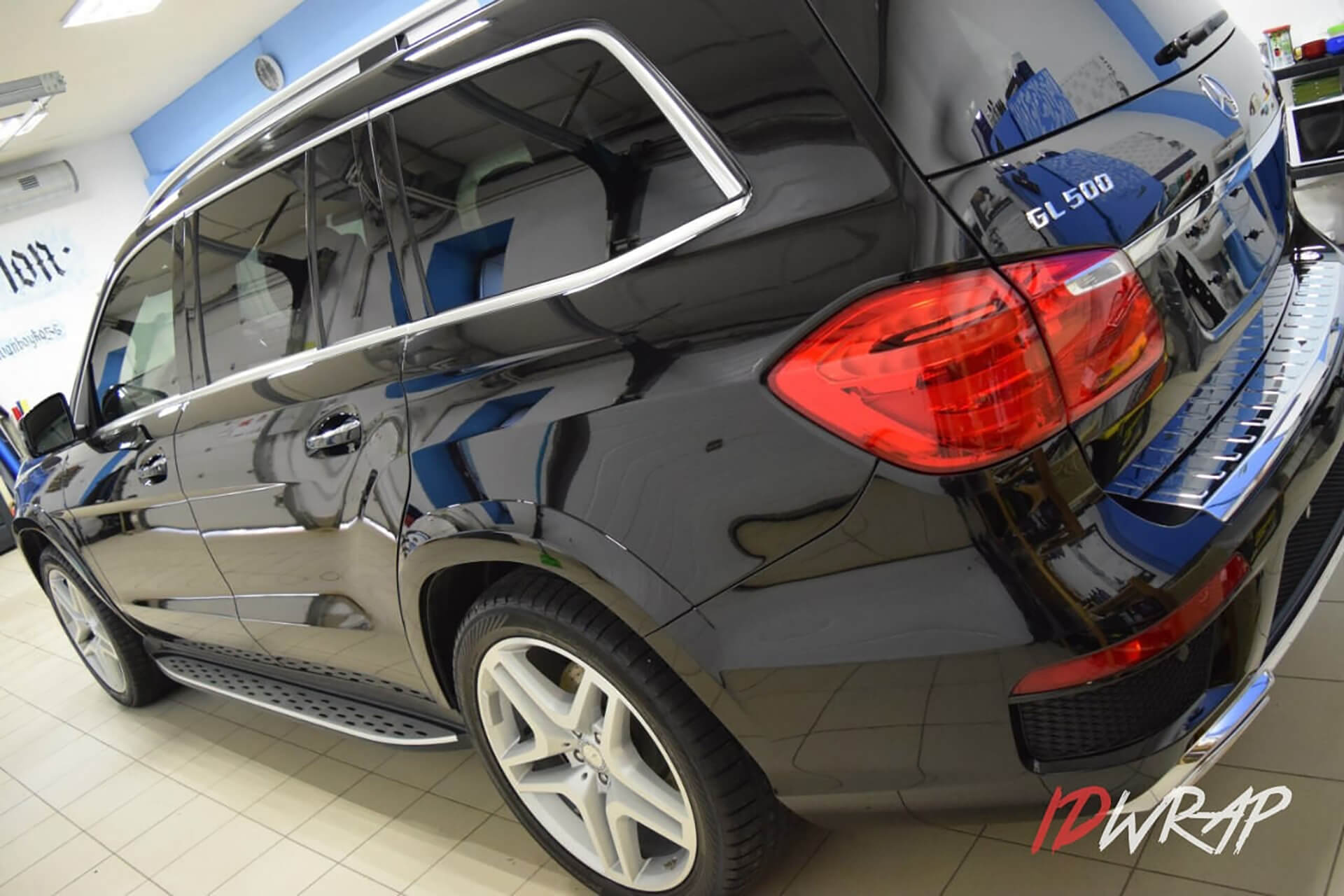 Автокерамика для Mercedes-Benz GL 500
