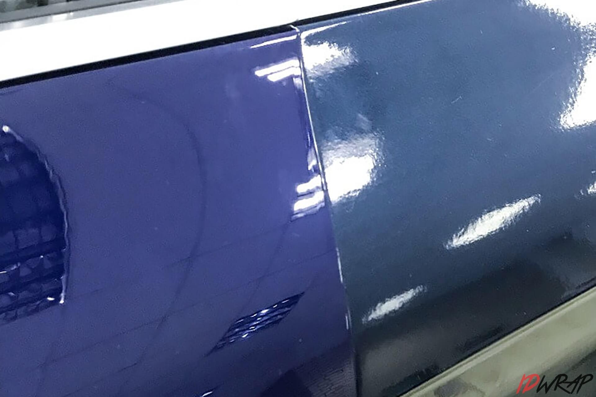 Audi Q5 в матовом полиуретане spectroll