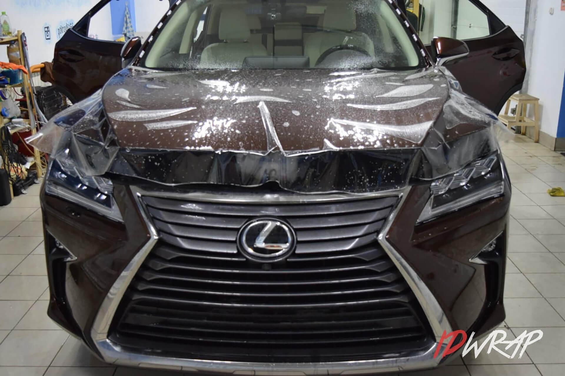 Антигравий для Lexus RX 350