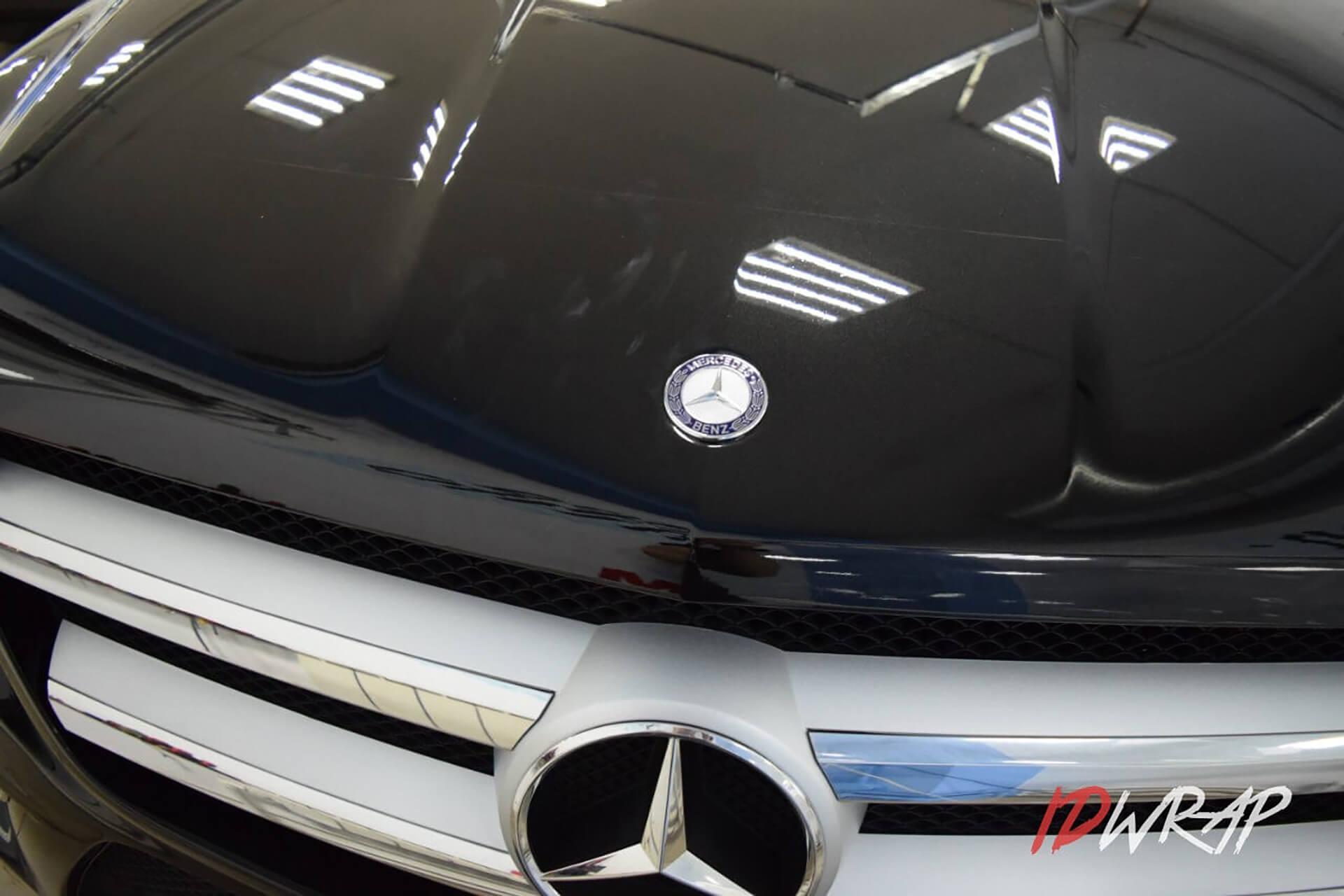 Антигравий для Mercedes-Benz GL400