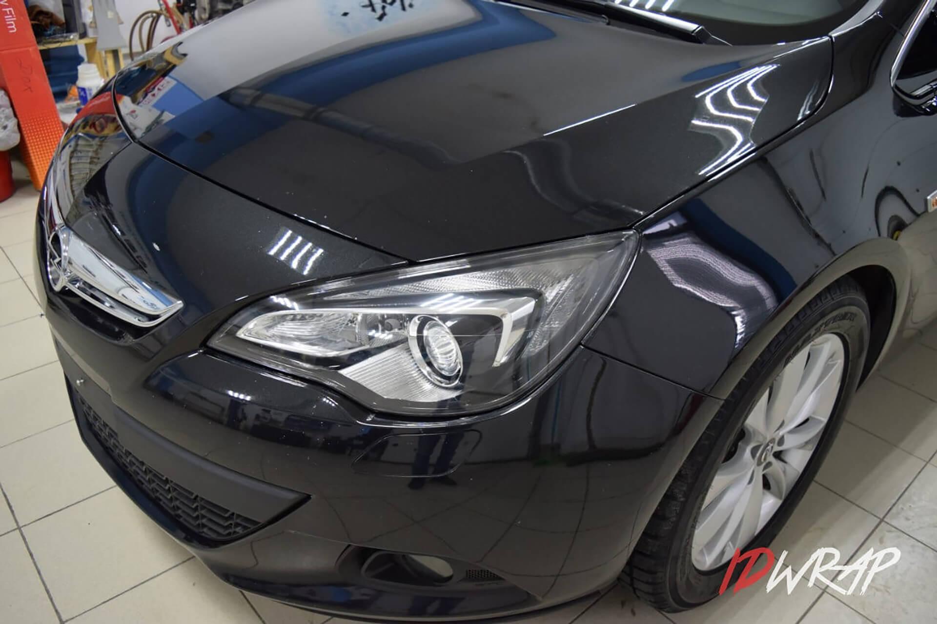 Opel Astra J антигравийка