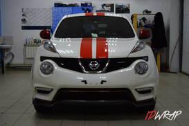 Nissan Juke NISMO винилография