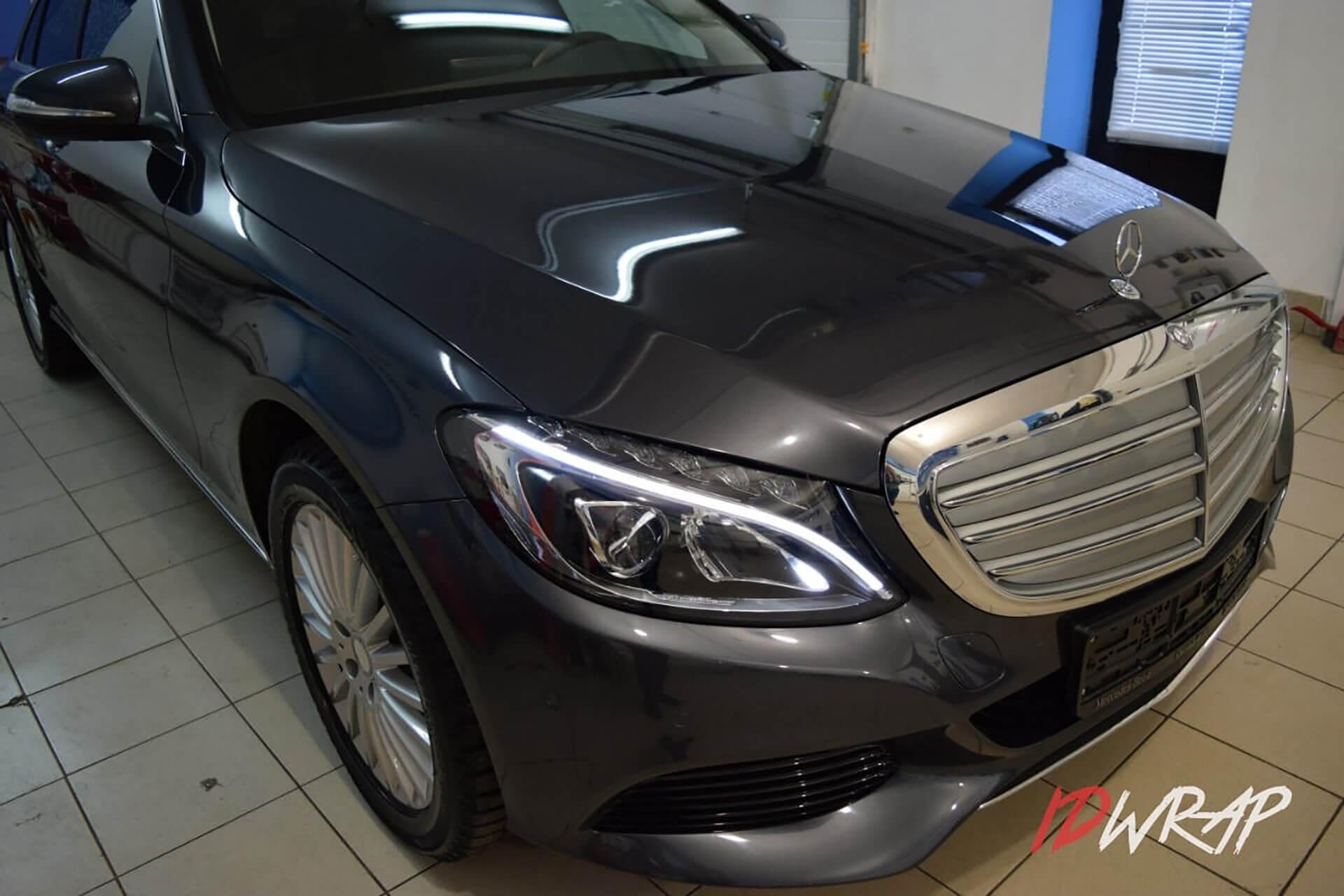 Автокерамика Mercedes-Benz C180